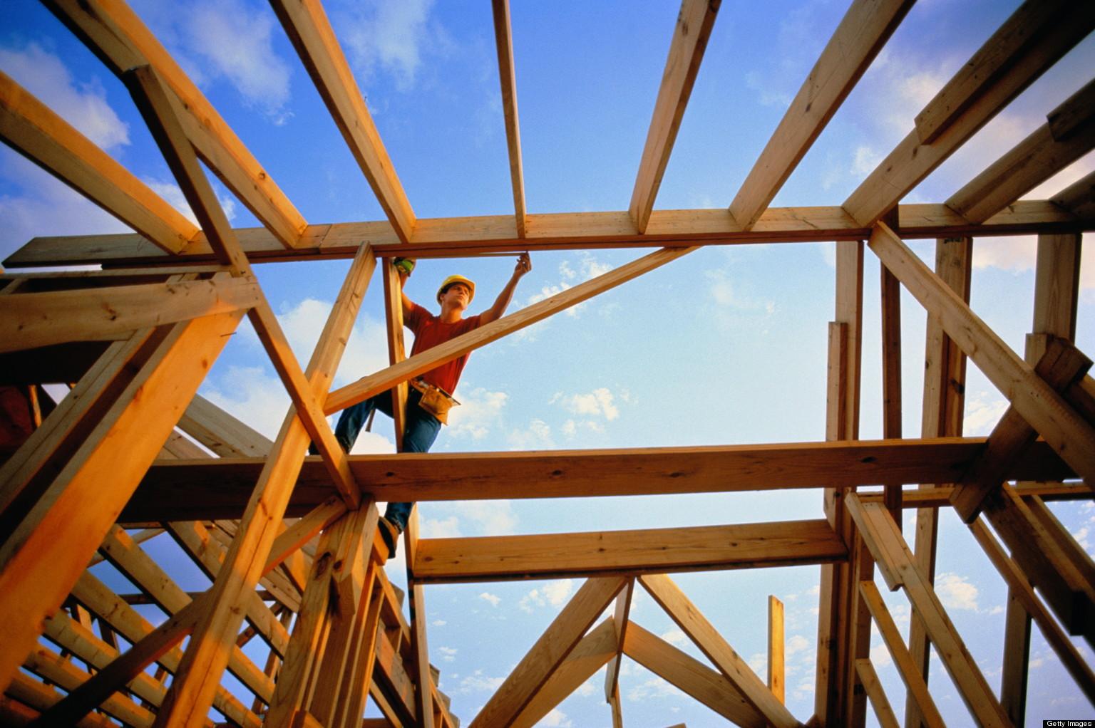 Как мы построили дом своими руками
